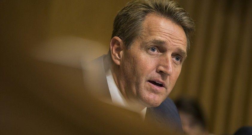 ABD'nin Ankara Büyükelçiliğine aday gösterilen Jeff Flake, Senato Genel Kurulunda onaylandı
