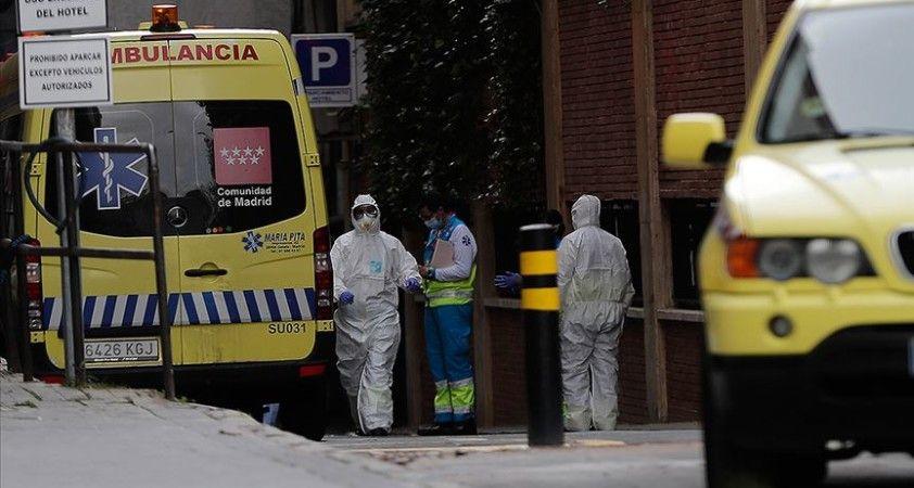 İspanya'da Kovid-19 salgınından ölenlerin sayısı 12 bin 418'e çıktı