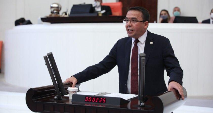 Hasan Baltacı şeker fabrikalarını meclise taşıdı