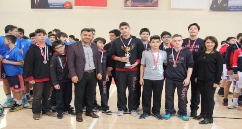 Okullar arası Yıldız Erkekler Basketbol İl Birinciliği Tamamlandı