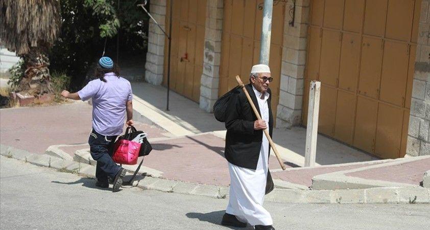 Filistin'den İsrail'in Kudüs'teki cadde ve sokak adlarını değiştirmesine tepki