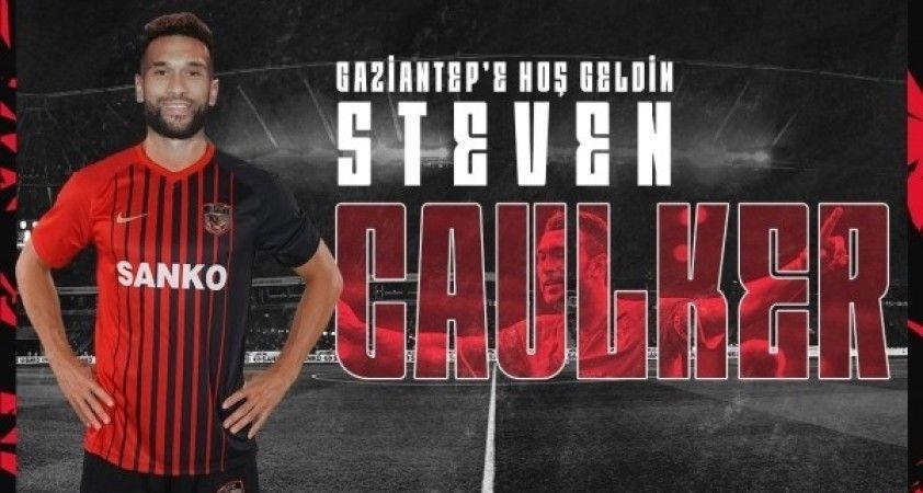 Gaziantep FK, Steven Caulker'ı transfer etti