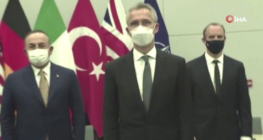 Bakan Çavuşoğlu, Brüksel'de