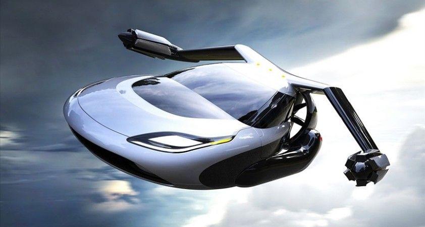 Kentler üzerinde uçacak arabalar için Amerikan şirketlerinden 1 milyar dolarlık ön sipariş