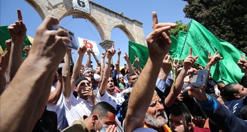 Filistinli siyasi analistler, Kudüs'teki son olayların yeni bir ayaklanmaya dönüşebileceğini öngörüyor