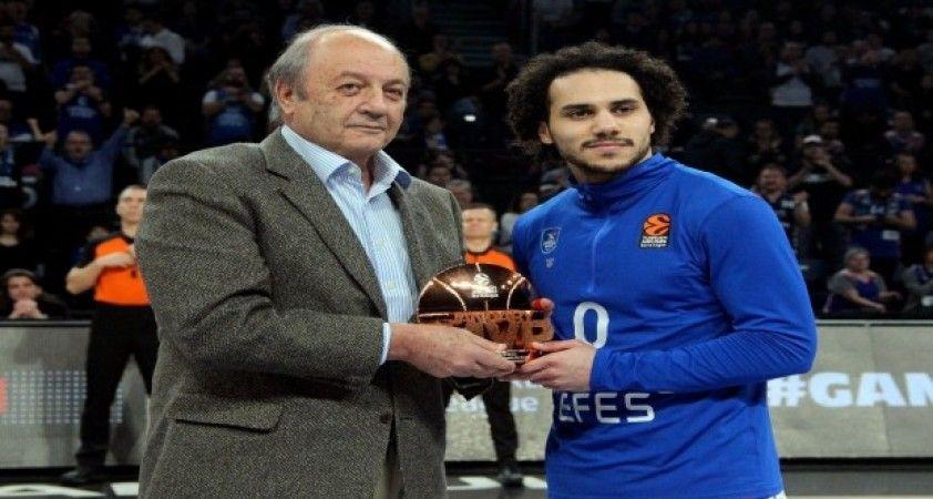 THY Euroleague: Anadolu Efes: 91 - Olympiakos: 79