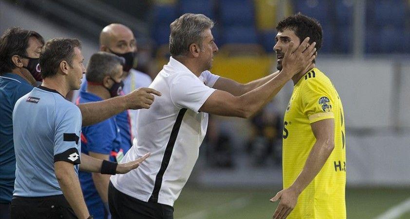 Fenerbahçeli Hasan Ali Kaldırım'dan kaptanlık pazubendi açıklaması
