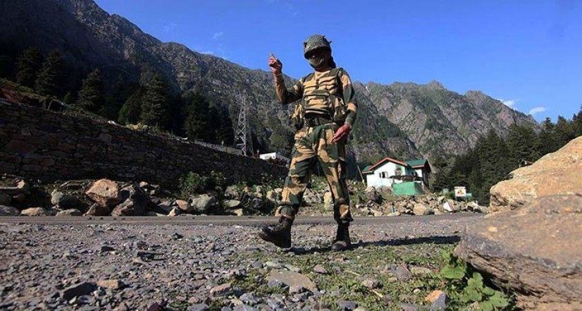 Hindistan ile Çin arasında ihtilaflı Sikkim sınırında çatışma