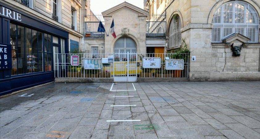 Fransa'da Kovid-19 nedeniyle ölenlerin sayısı 28 bin 940'a yükseldi