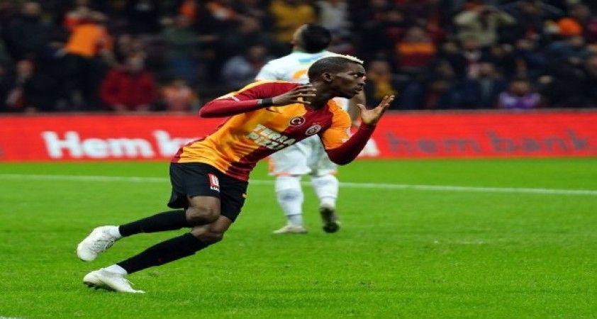 Ziraat Türkiye Kupası: Galatasaray: 3 - Aytemiz Alanyaspor: 1 (Maç sonucu)