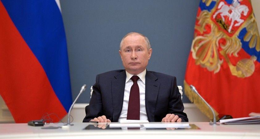 Putin, Zelenskiy'i Moskova'ya davet etti