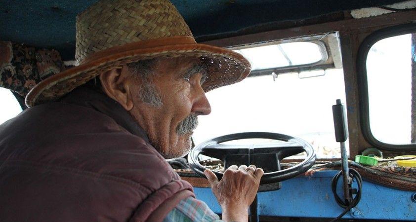 Robinson Ziya dedenin kirazları Vefalı eller tarafından 65 yaş üstüne ulaştı
