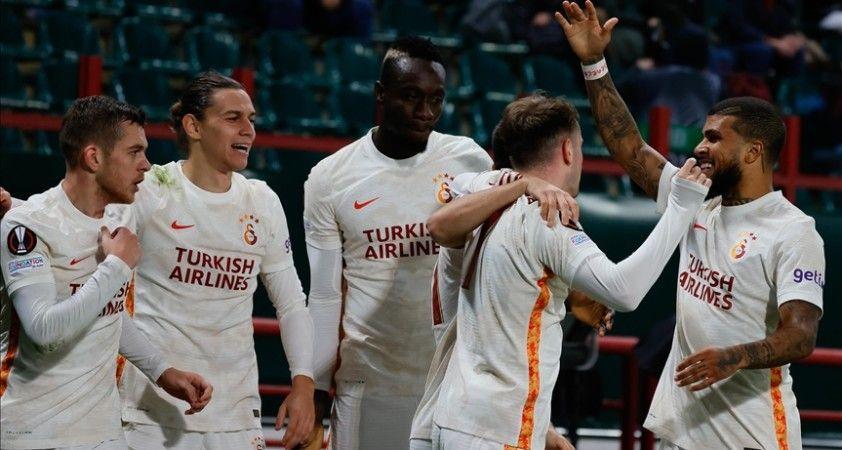 Galatasaray, Rusya'nın Lokomotiv Moskova ekibini 1-0 yendi