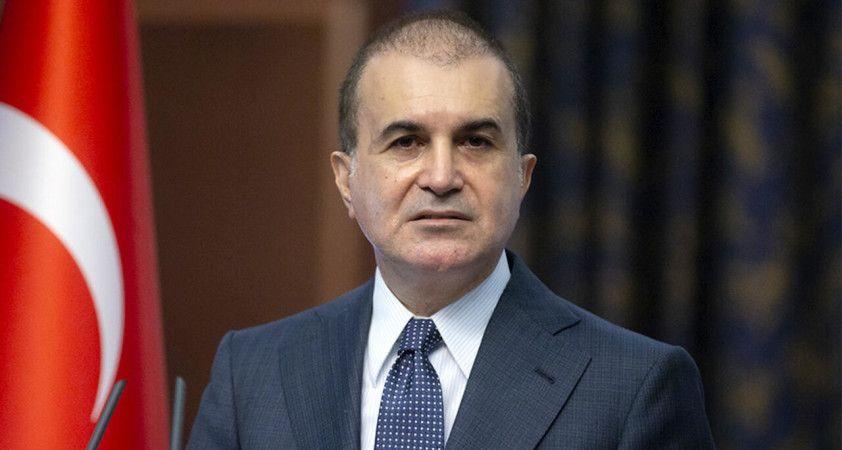 AK Parti Sözcüsü Çelik: 'Yine Yassıada zihniyeti hortlamış'