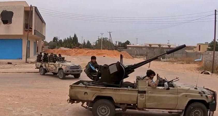Sirte'ye ateşkesi denetlemek için 60 gözlemci konuşlandırılacak