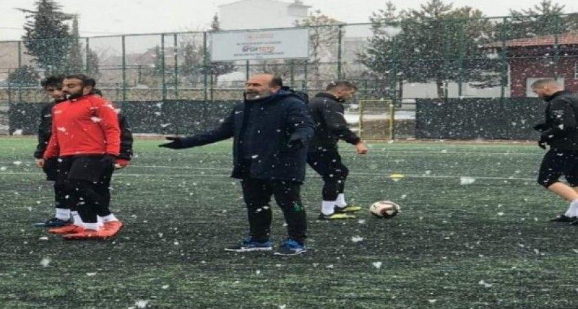 Yeşilyurt Belediyespor'da gözler Darıca Gençlerbirliği maçına çevrildi