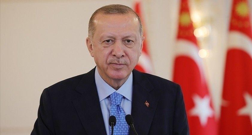 Cumhurbaşkanı Erdoğan: ABD terör örgütlerini desteklememeli