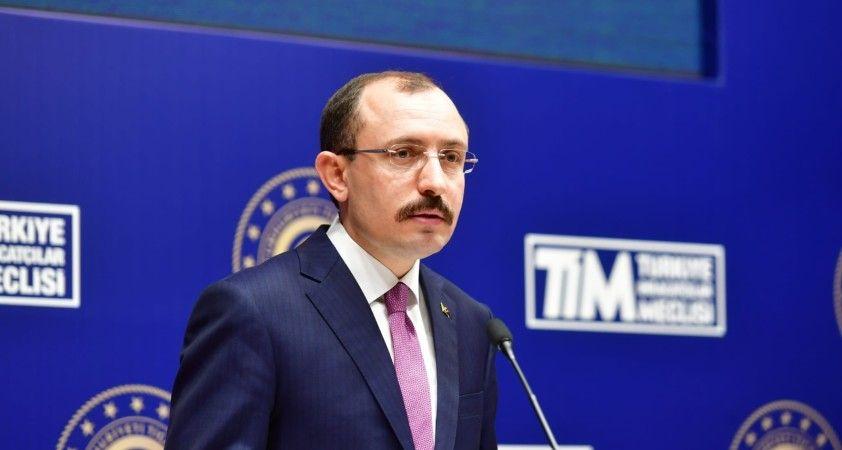 """Ticaret Bakanı Muş: """"Türkiye, AB ile ortaklık ilişkisini geliştirmek istiyor"""""""