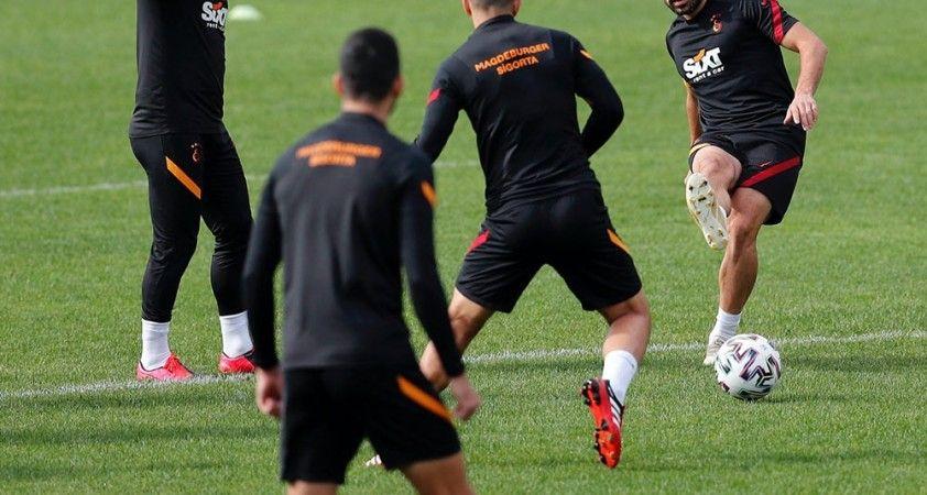 Galatasaray'da MKE Ankaragücü hazırlıkları sürüyor