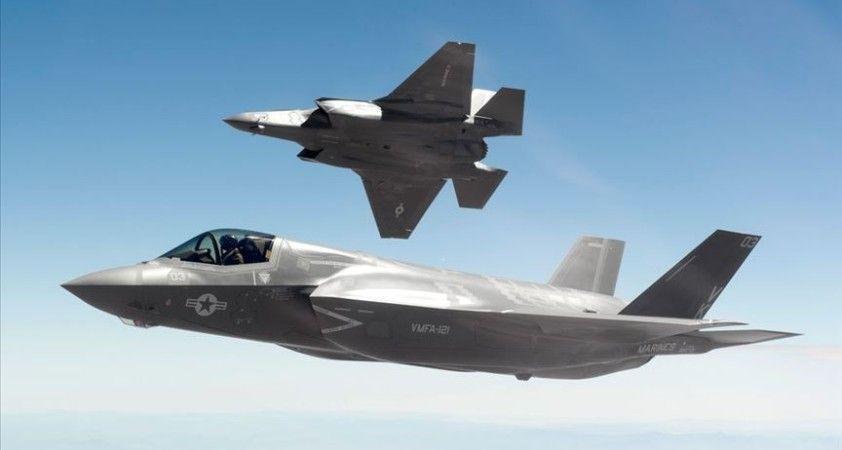 ABD Dışişleri Bakanlığı Sözcüsü Price: F-35 anlaşmazlığının çözümü için Türkiye ile istişareler yürütülüyor