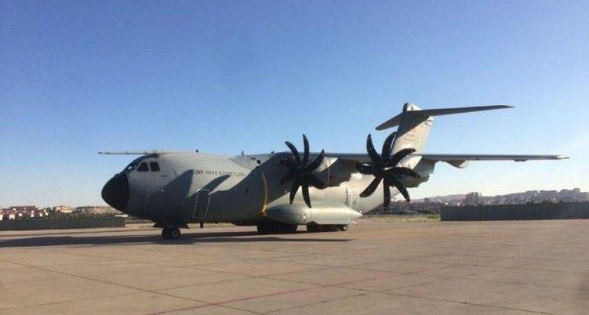 Türkiye'den Lübnan'a gidecek yardım uçağı hazırlanıyor