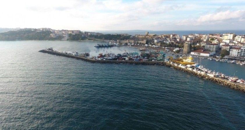 Hamsi sezonu bitti, tekneler limana döndü