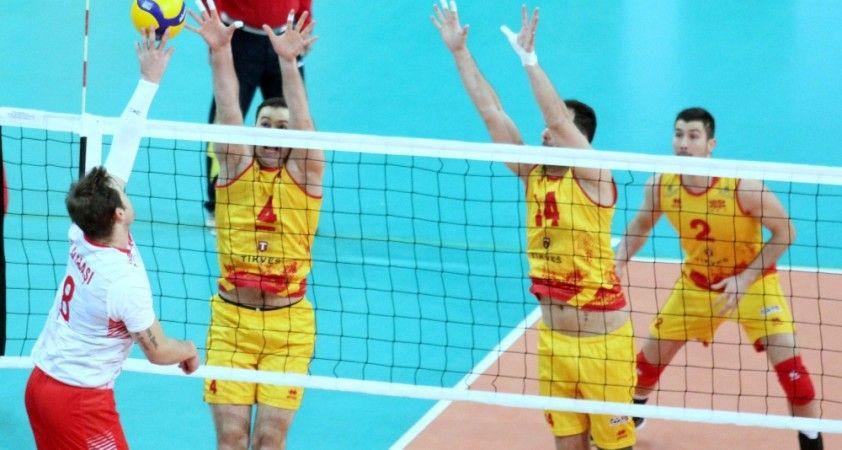 Filenin Efeleri, 2021 Avrupa Voleybol Şampiyonası Finalleri'nde