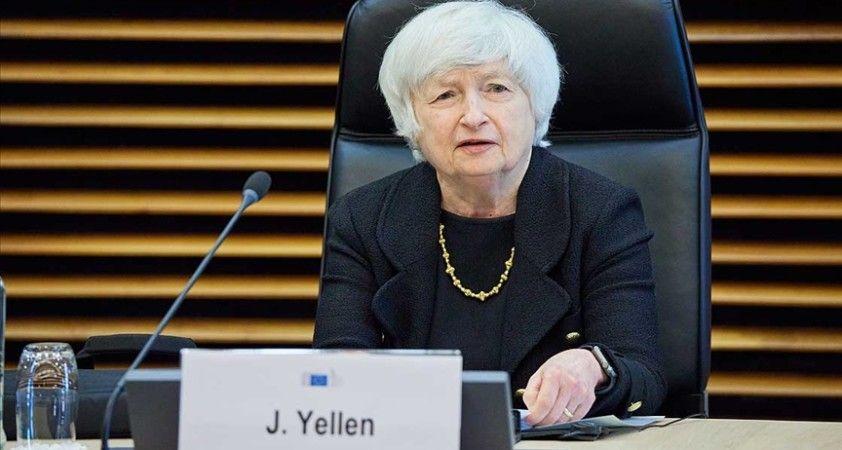 ABD Hazine Bakanı Yellen: Ülkenin temerrüde düşmesi tarihi bir mali krizi tetikleyebilir