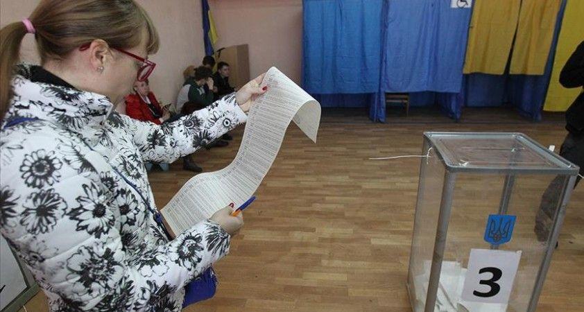 Ukraynalılar yarın yerel seçimler için sandığa gidecek