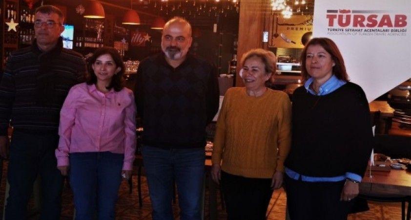 TÜRSAB Marmaris Temsil Kurulu Başkanı Esin'den yeni sezon değerlendirmesi