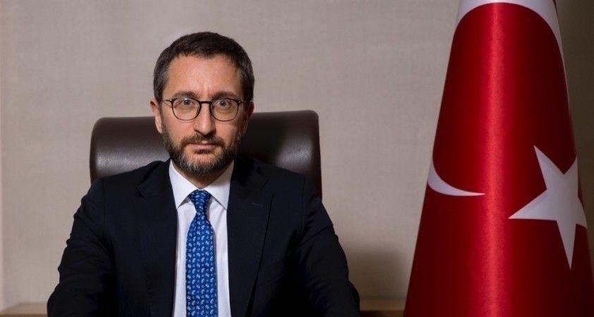 İletişim Başkanı Altun ABD Ankara Büyükelçisi Satterfield ile görüştü