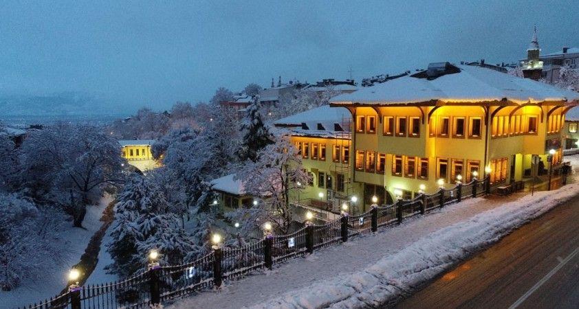 Bursa'nın tarihi mekanlarından kartpostallık muhteşem görüntüler