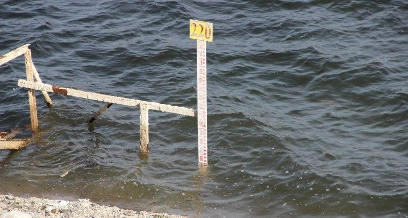 Yağışlar Demirköprü Barajı'nda su seviyesini yükseltti