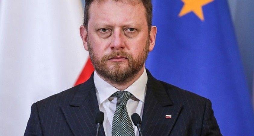 Eski Polonya Sağlık Bakanı Szumowski, koronavirüse yakalandı
