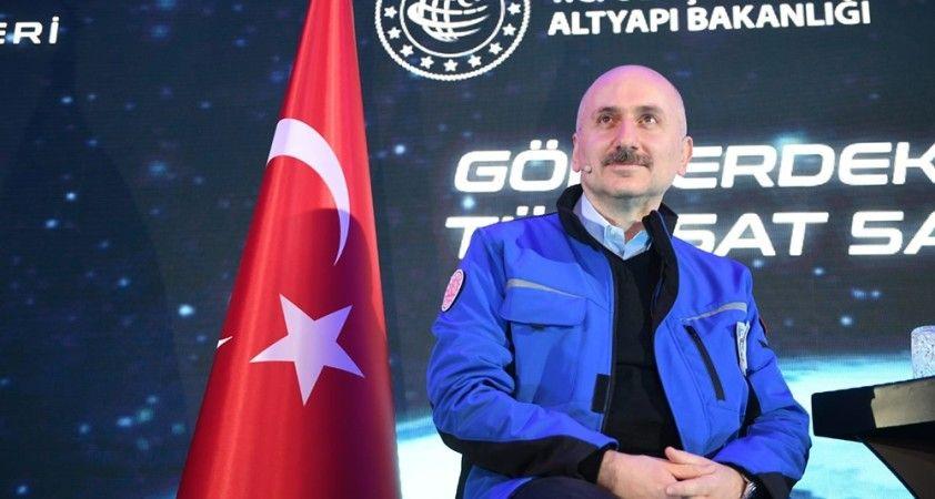 """""""Türksat-5A uydusu yolculuğunu planladığı şekilde sorunsuz sürdürmektedir"""