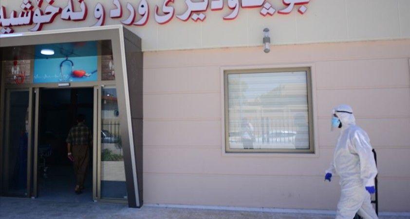 Irak'ta Kovid-19 nedeniyle bir günde 106 kişi hayatını kaybetti