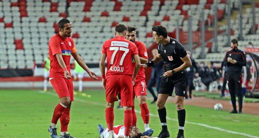 Ziraat Türkiye Kupası: FT Antalyaspor: 2 - Pendikspor: 0