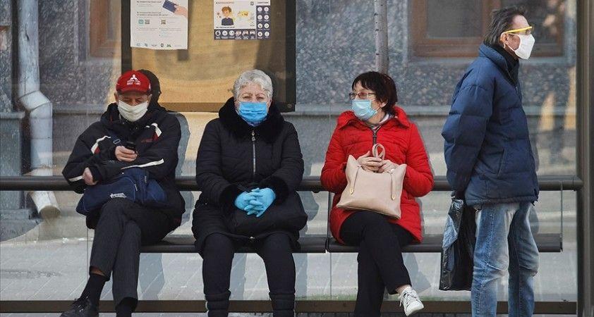 Ukraynalıların yarısından fazlası Kovid-19 aşısı olmaya hazır