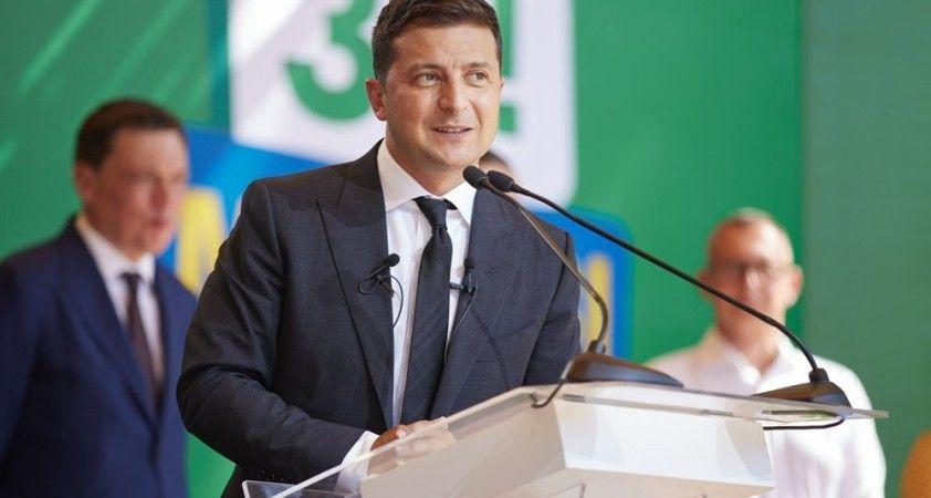 Ukrayna Devlet Başkanı Zelenskiy: 'Kendi aşımın ücretini ödeyeceğim'