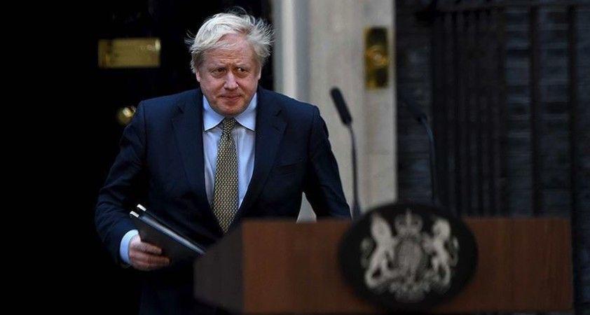 İngiltere Başbakanı Johnson: Doğu Akdeniz'de iki tarafla da çalışmaya devam edeceğiz