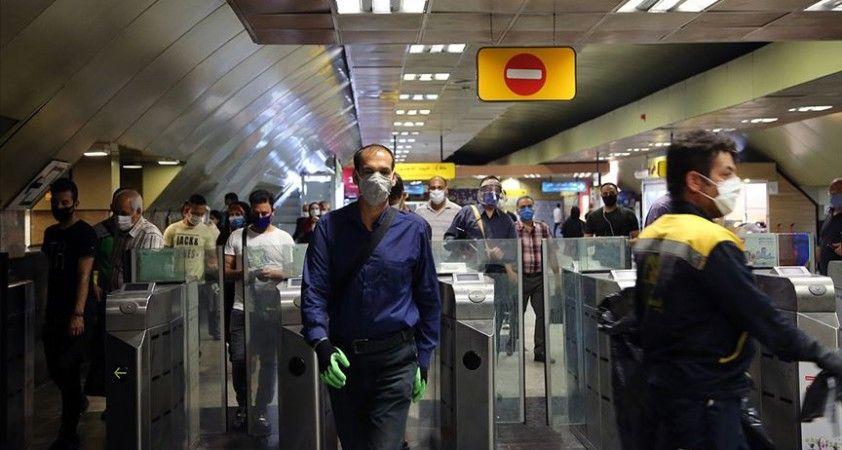 İran'da Kovid-19 nedeniyle bir günde 198 kişi hayatını kaybetti