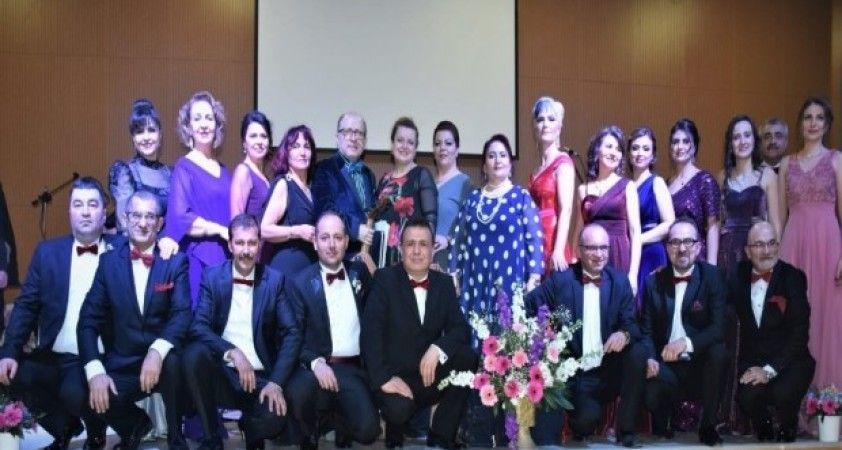 Nallıhan'da Türk müziği rüzgarı esti