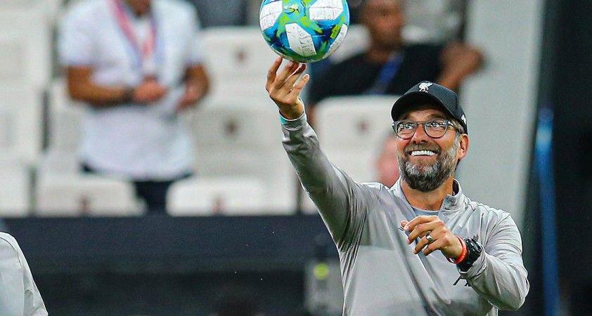Liverpool Teknik Direktörü Klopp kaçan puan rekorunu önemsemiyor