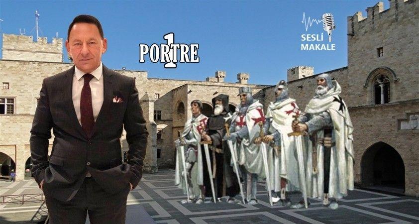 'Rodos Şövalyeleri, Büyük Efendi Sarayı'nı bilir misiniz..?
