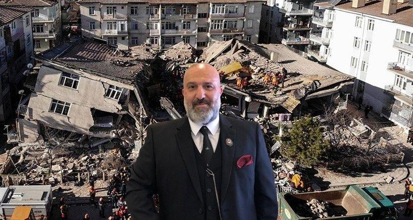 Bir depremin ardından..