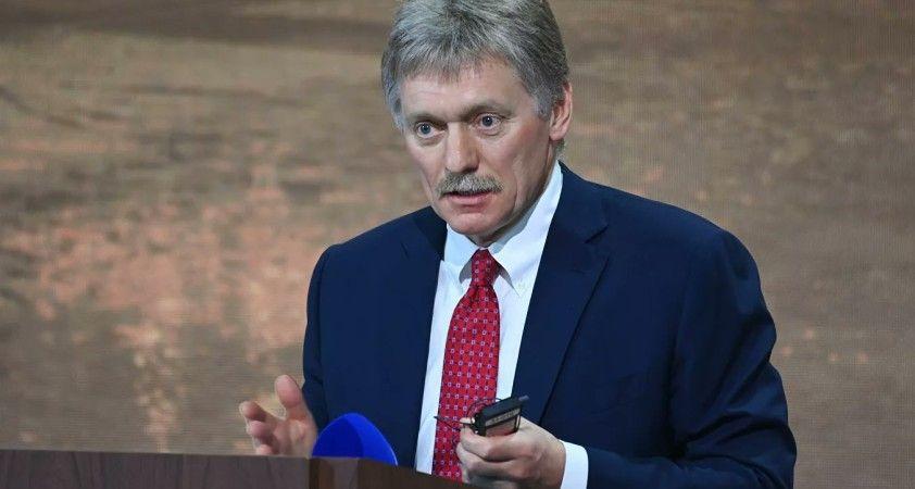 Kremlin, Taliban'ın 'Rusya'dan davet bekliyoruz' açıklamasına yanıt verdi