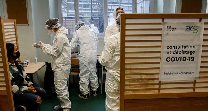 Fransa'da son 24 saatte korona virüsten 216 ölüm