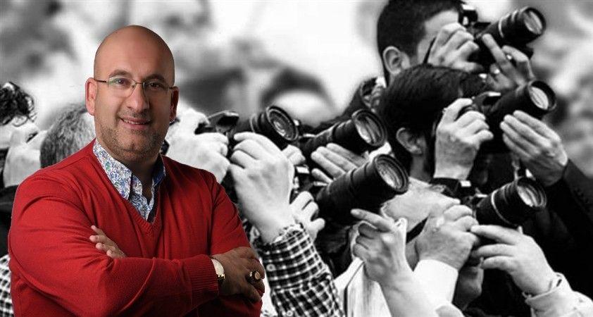 Ben Gazeteciyim..!