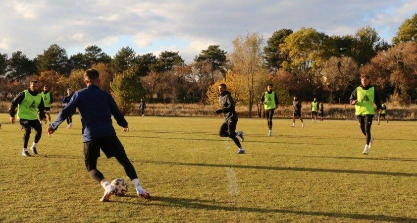24Erzincanspor Kasımpaşa spor hazırlıklarını tamamladı