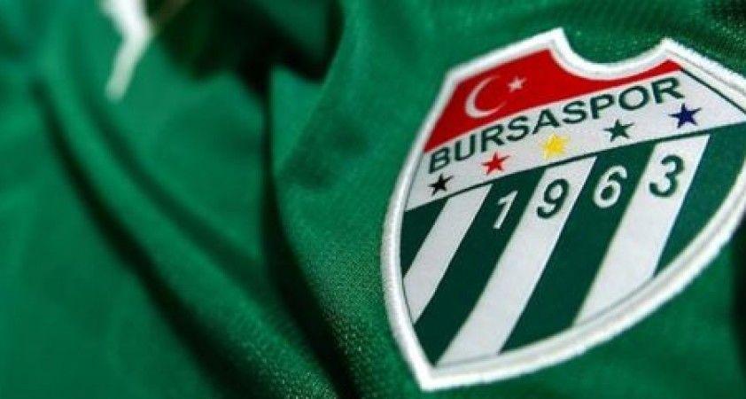 Bursaspor'da 4 kişi ve kurumla anlaşma sağlandı